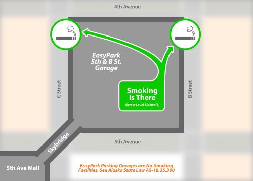 small resolution of easypark goes smoke free in anchorage downtown parking garages smoke free parking garages ensure a healthy and clean environment for everyone anchorage