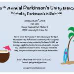 The 5th Annual Parkinson's Unity BBQ