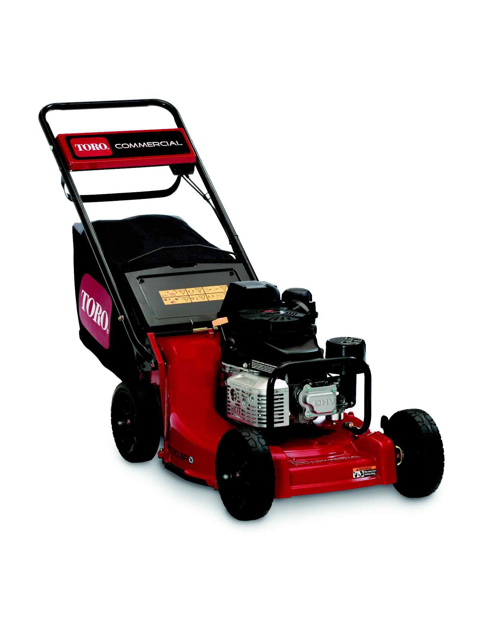 Heavy Duty Professional Lawn Mower  Parkland