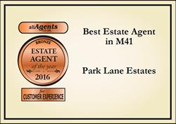 Park Lane All Agent Award