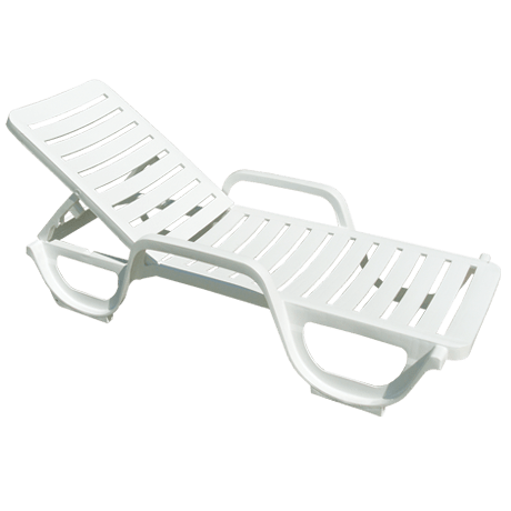 Grosfillex Lounge Chairs