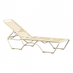 Tropitone Lounge Chairs Best Chair For Posture Kahana Strap Chaise 554