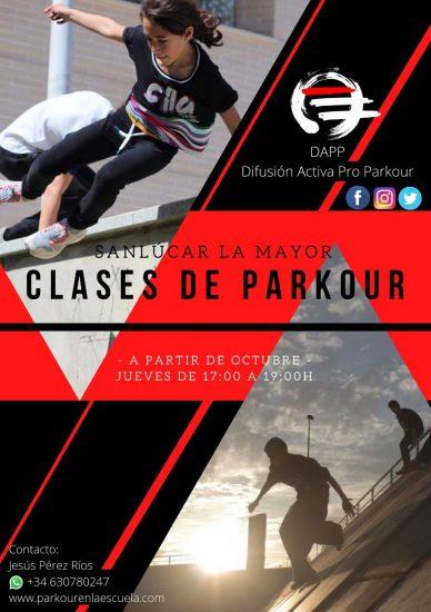 CLASES DE PARKOUR
