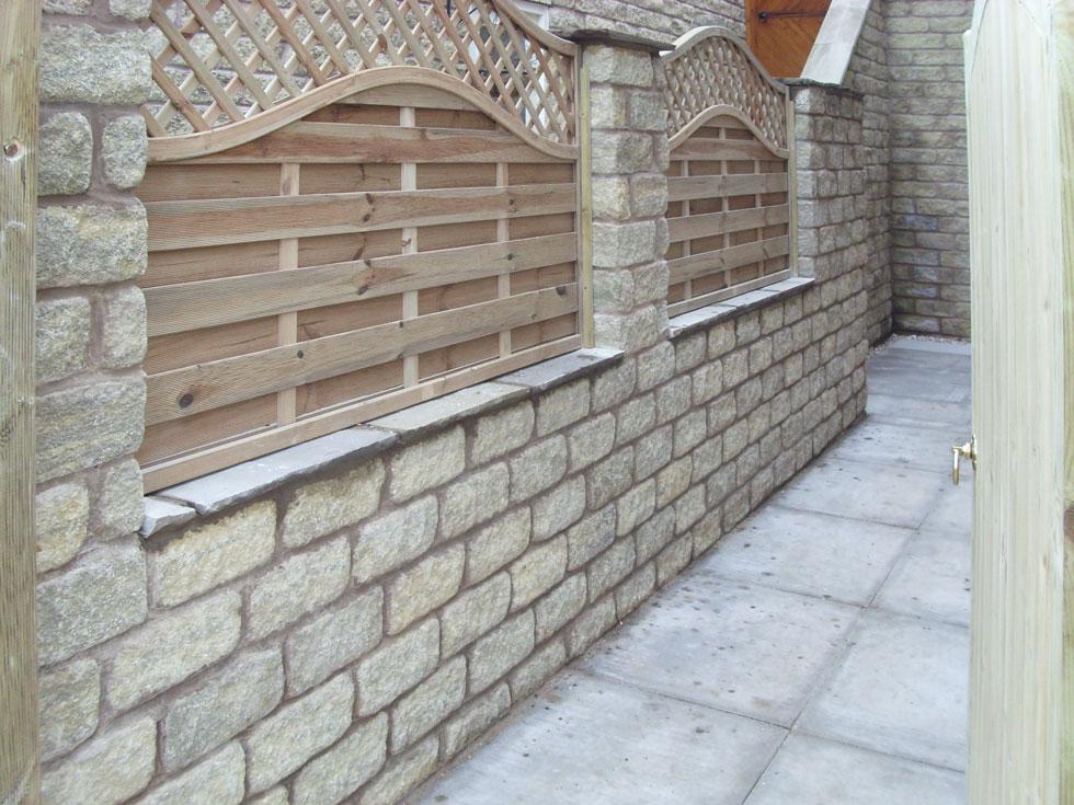Building Wall Garden Quote