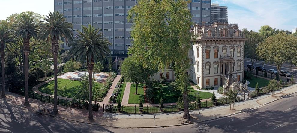Leland Stanford Mansion SHP