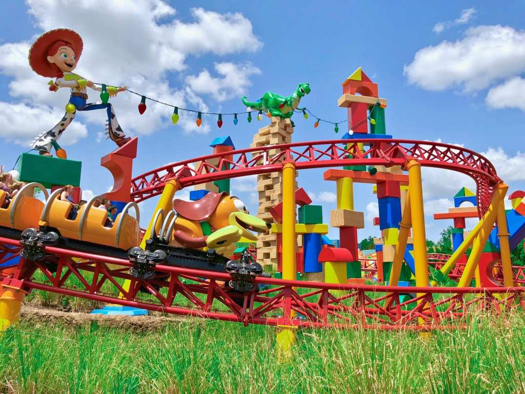 Toy Story Land Guide