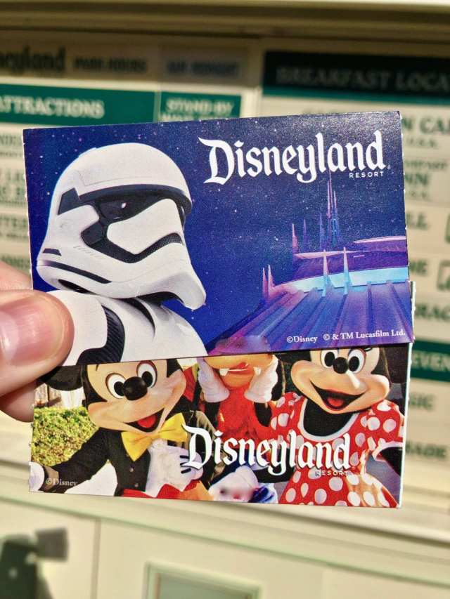 eBay Disneyland Tickets