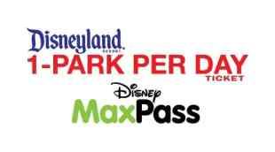 disneyland maxpass logo