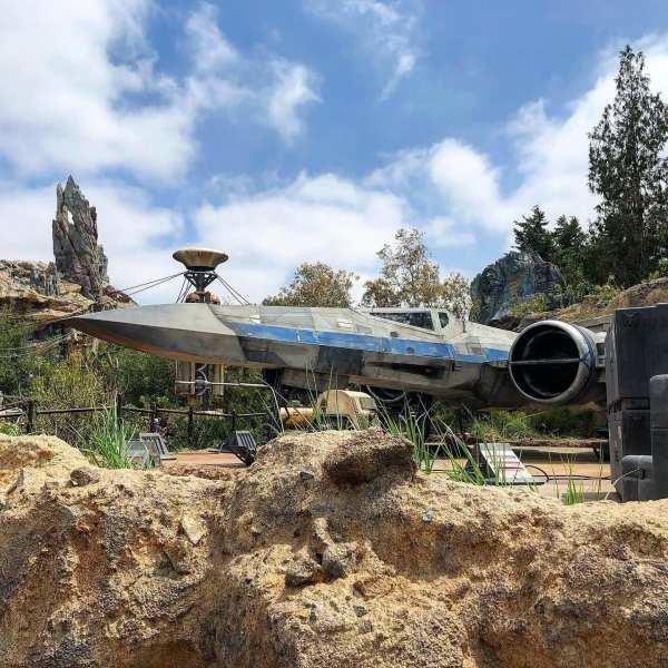 Galaxy's Edge Disneyland