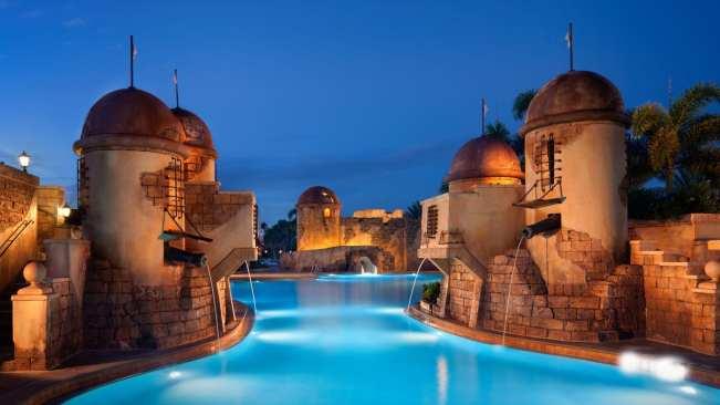 Caribbean Beach Resort Pool