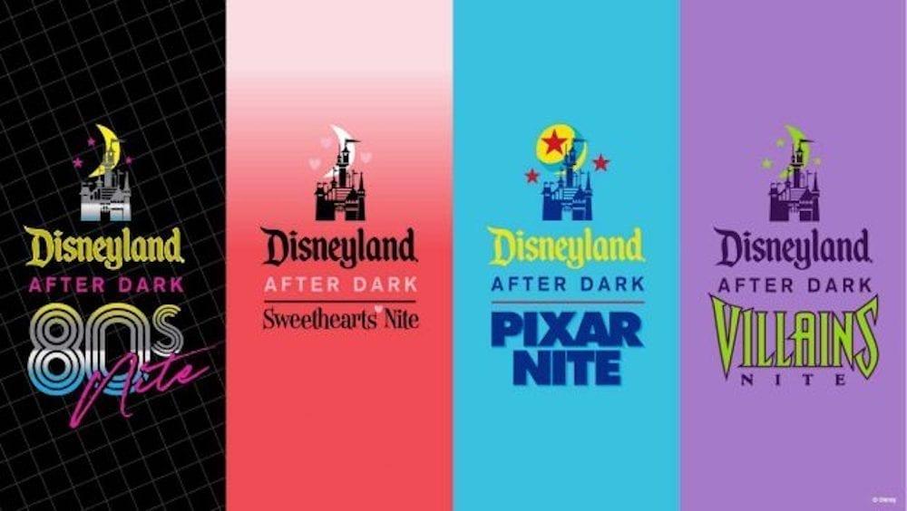 Disneyland After Dark