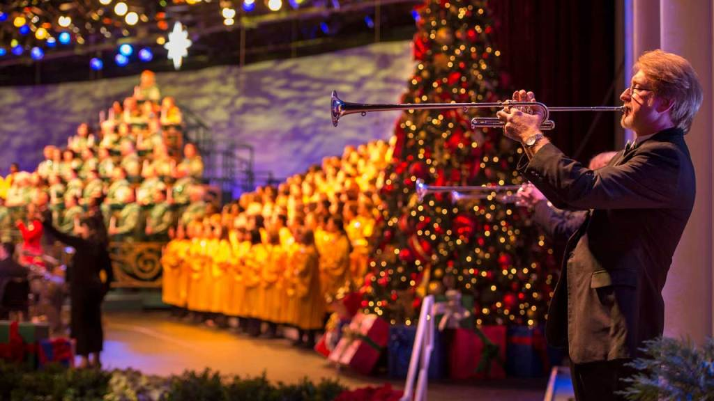 Festival of Holidays Epcot