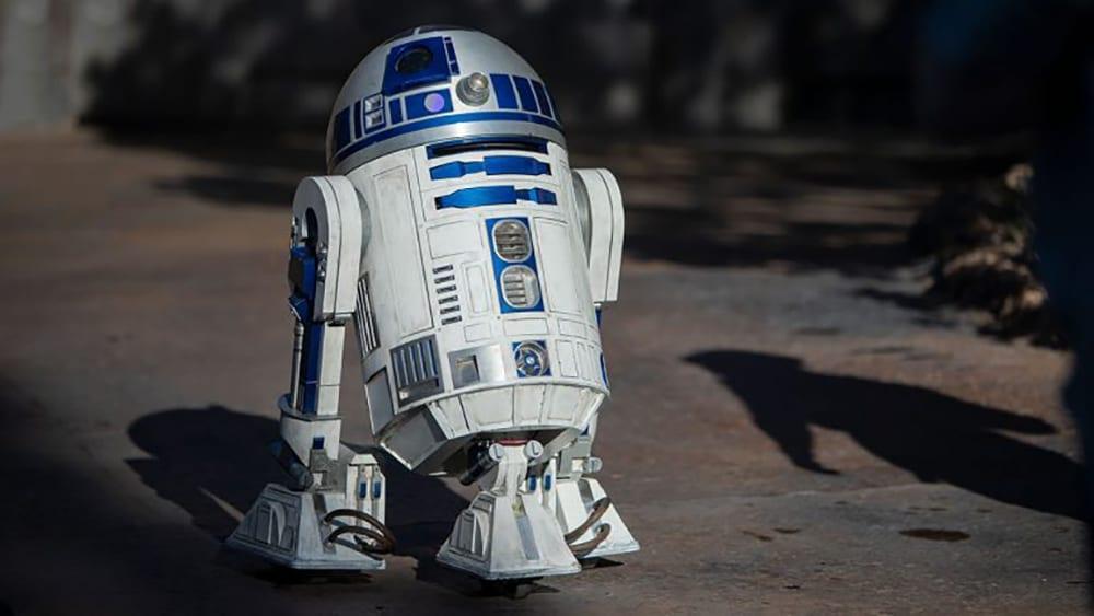 R2-D2 Galaxy's Edge