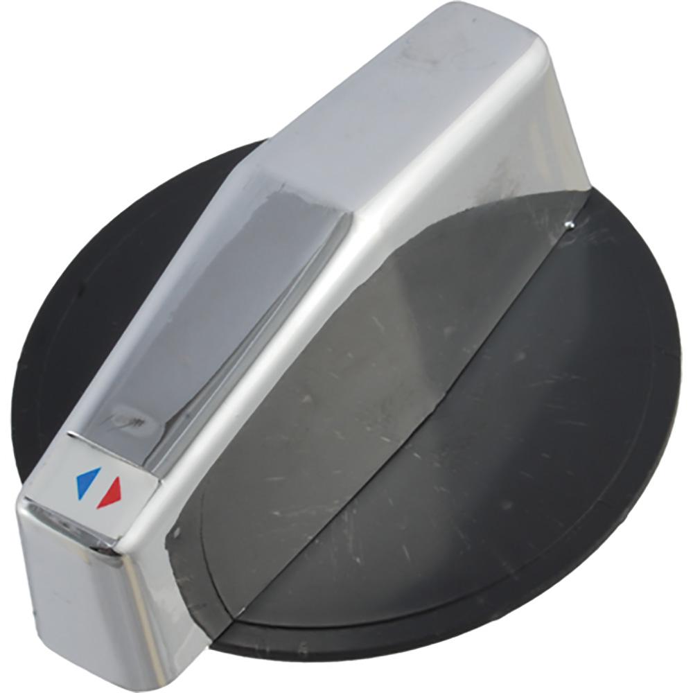 sterling chrome tub shower faucet handle