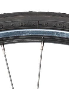 Vintage schwinn tire with inch designations also wheel and inner tube fit standards park tool rh parktool