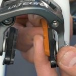 Brake Pad Replacement Rim Brakes Park Tool