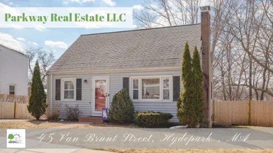 45 Van Brunt St, Hyde Park MA – SOLD