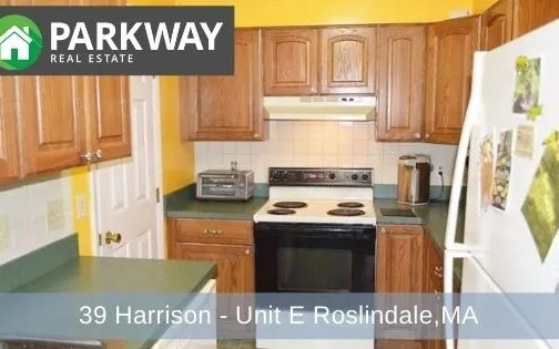 39 Harrison – Unit E, Roslindale – RENTED