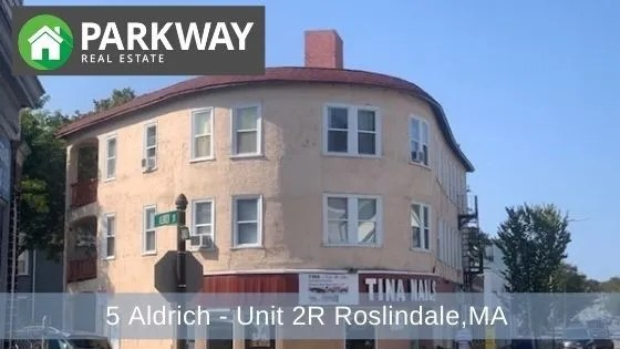 5 Aldrich – Unit 2R, Roslindale – RENTED