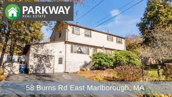 58 Burns Rd East Marlborough, MA