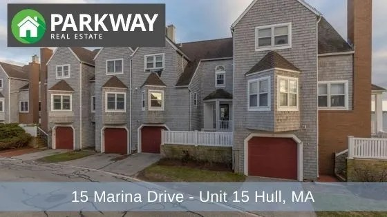 15 Marina Drive – Unit 15 Hull, MA