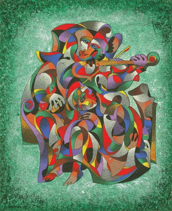 Art Park West Gallery Artists