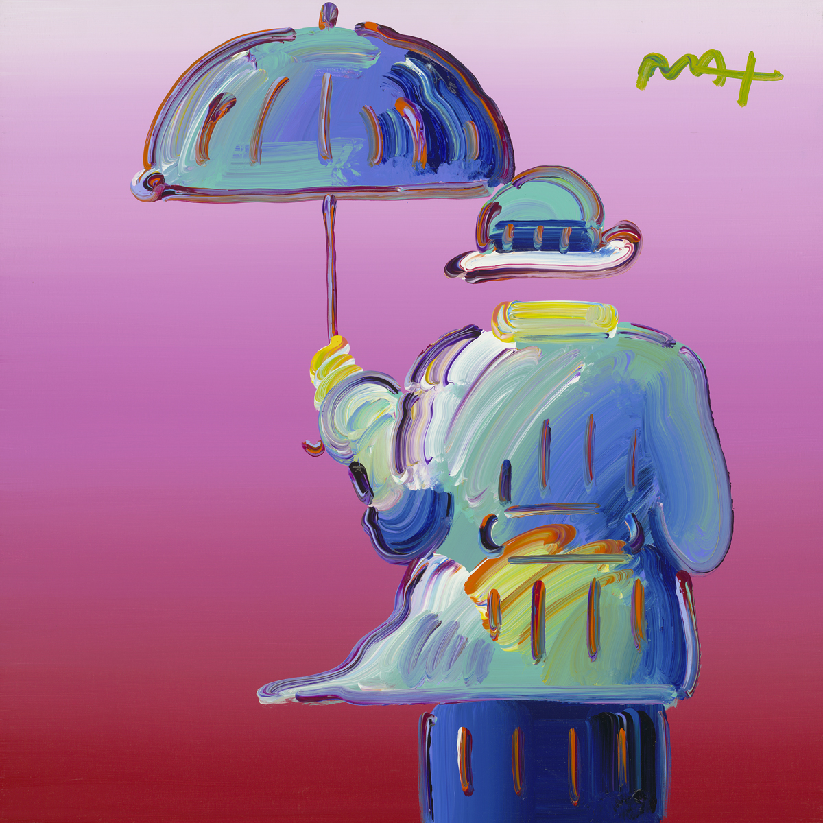 Park West Hosts Peter Max Sale And Free Seminar Park
