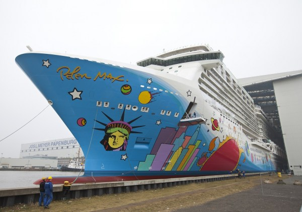 Norwegian Breakaway Cruise Ship
