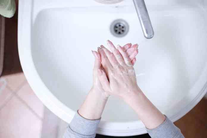 hand washing, soap, wash