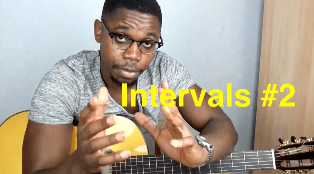 Les intervalles en 10èmes à la guitare – Episode 2