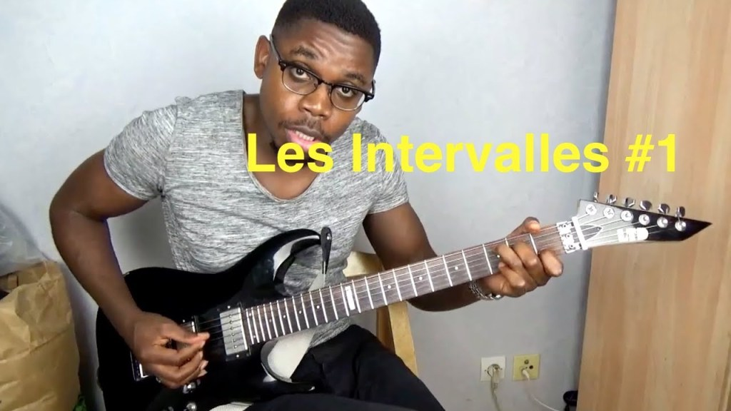 Les intervalles à la guitare – Episode 1