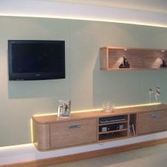 Living Room Media Furniture Paint Colors For With Brown Couch Custom Handmade Ireland Maufactures Wexford Floating Unit