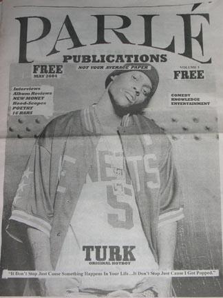 How Parlé Magazine began