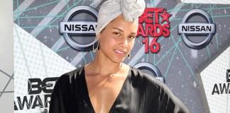 Alicia Keys Natural Beauty