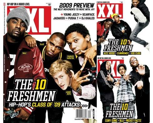 XXL Freshmen 10