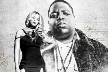 Faith Evans Notorious B.I.G.
