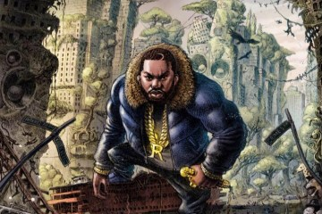 Raekwon The Wild album
