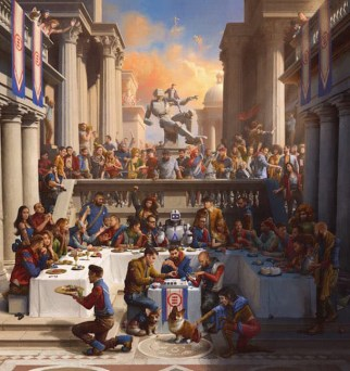 Logic Everybody Album Cover