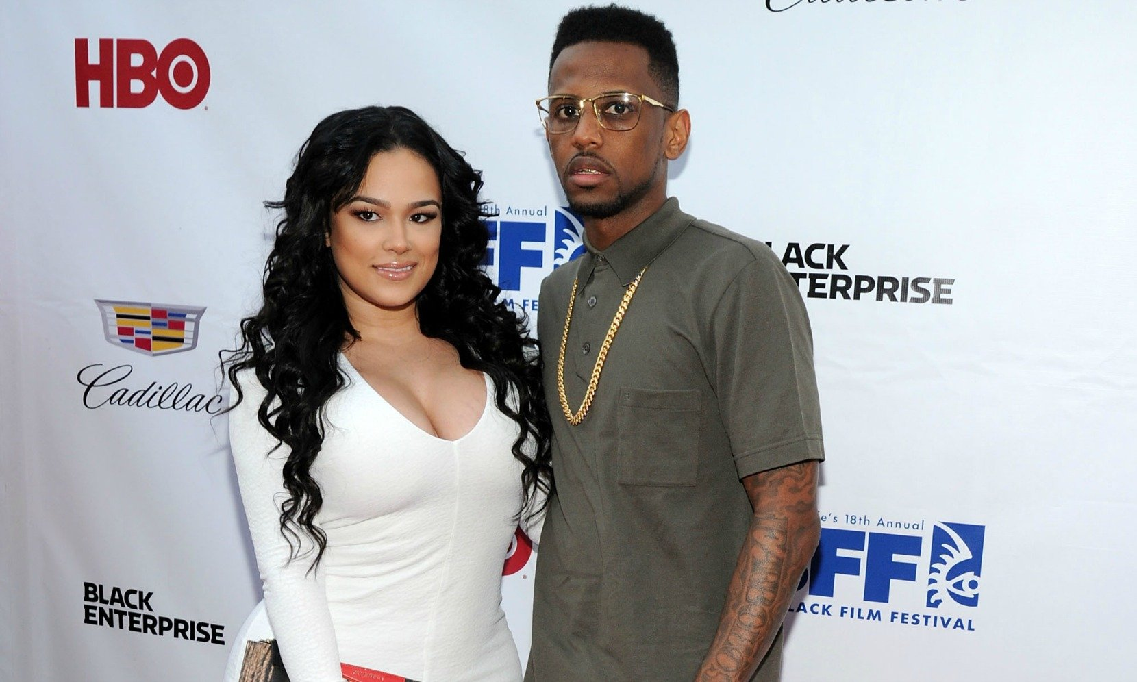 Fabolous Arrested for Domestic Violence