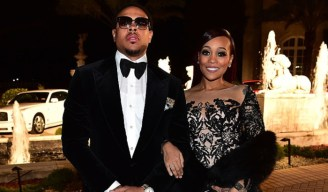 Monica and Shannon Brown Divorce