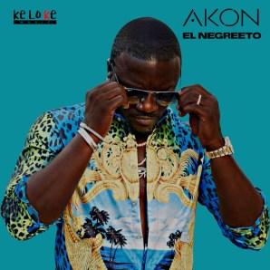 Akon El Negreeto album cover