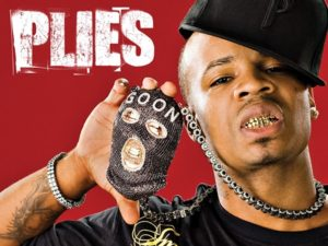 Plies Teeth with gold grill