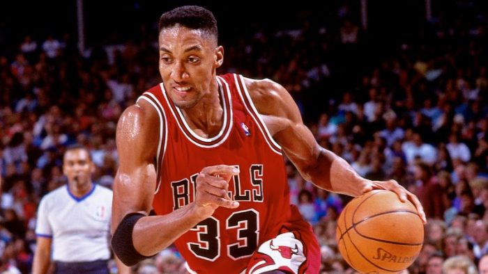 Scottie Pippen NBAs Best All Time Trios