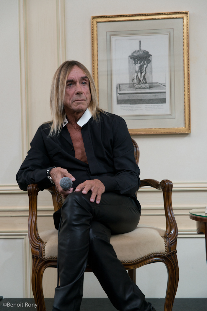 iggy pop attends