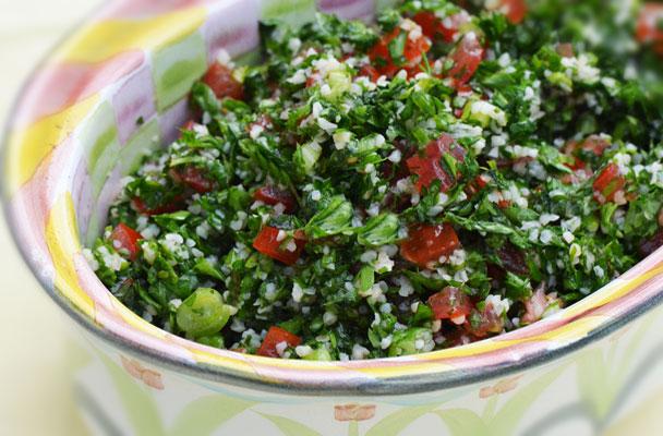 Taboul Alla Libanese Parliamo Di Cucina