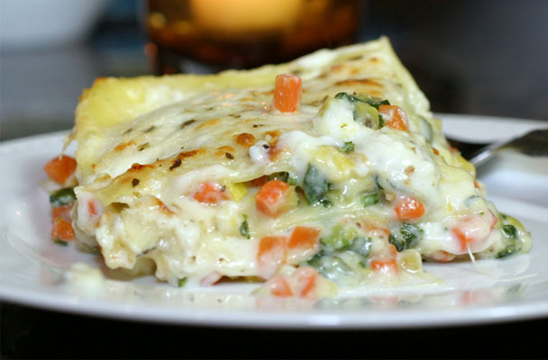 Lasagne-di-verdure