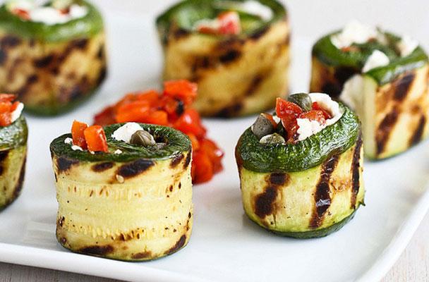 Rotolini-di-zucchine