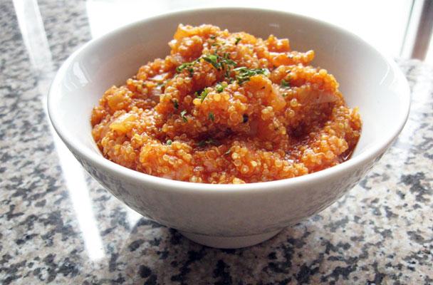 Quinoa-al-pomodoro-e-basilico-ricetta-parliamo-di-cucina