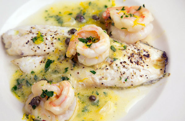 Grilled Rock Fish Recipe