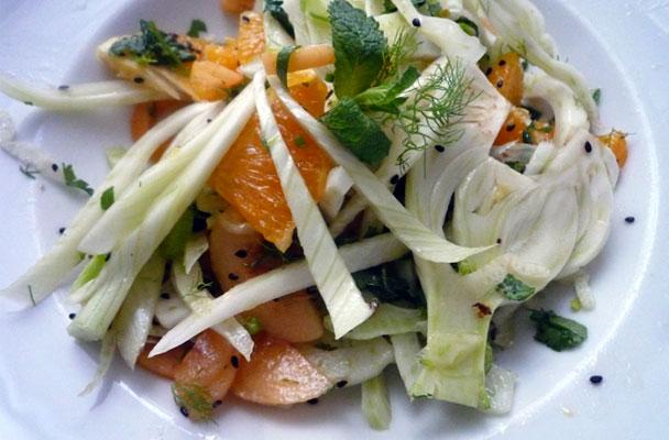 Insalata-di-arance-e-finocchi-alla-menta-ricetta-parliamo-di-cucina